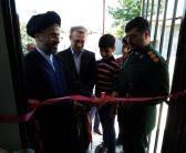 افتتاح خانه محروم در روستای خرمنه