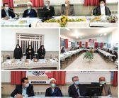 جلسه شورای آموزش و پرورش شهرستان چالوس