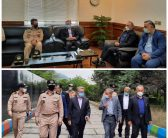 حل مشکلات بازنشستگان ارتش در دستور کار نماینده مردم در خانه ملت و فرماندار شهرستان نوشهر