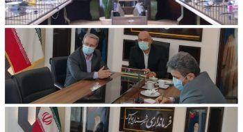 جلسه ستاد پیشگیری و مقابله با ویروس کرونا استان مازندران